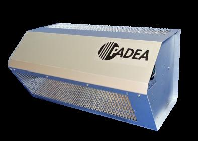 UV-C Luftdesinfektion Anlage